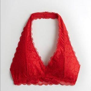 Hollister Intimates & Sleepwear - Red Bralette